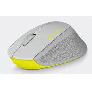 Logitech Mouse M280 Grey Inalámbrico 2.4 Gris 910-004285
