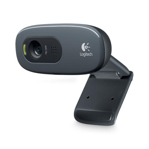 Logitech Hd Webcam C270 Cámara Web Color 1280 X 720 Audio 960-000694