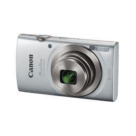 """Canon Camara Powershot Elph 180 Silver 2,7"""" 20 Mpx 8X Plata 1093C001"""