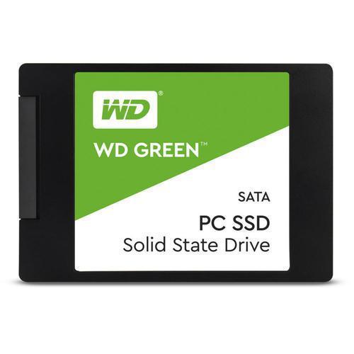 "Western Digital Wd Green Ssd 1 Tb Interno 2.5"" Sata 6Gb/S WDS100T2G0A"