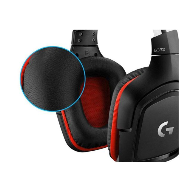Logitech G332 G Series Auricular Tamaño Completo Cableado 981-000755