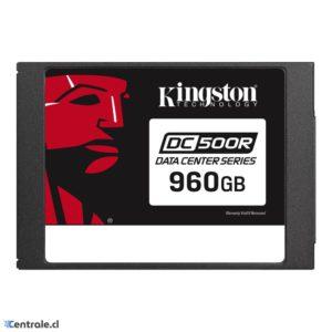 Disco SSD 960GB Kingston DC500R 2.5″ SATA3 DataCenter Series SEDC500R/960G