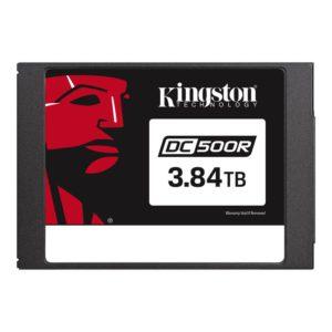 Kingston Disco Duro Ssd 3.84Tb Sata3 2.5 555/520Mb/S L/E 3D SEDC500R/3840G