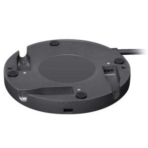 Logitech Rally Mic Pod Hub Adaptador De Interfaz De 939-001647