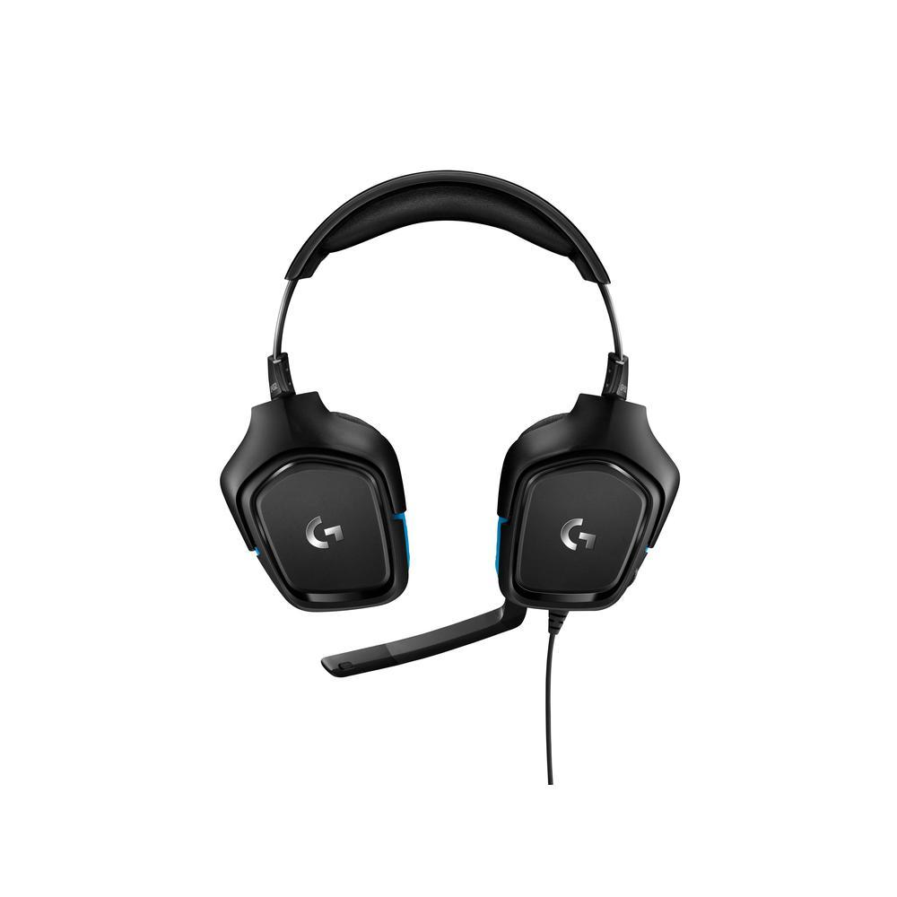 Logitech Audifono Gamer G432, 7.1 Surround, Dts Audífono:X 981-000769
