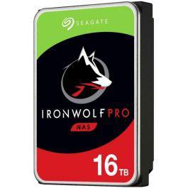 "Seagate Ironwolf Pro Disco Duro 16 Tb Interno 3.5"" Sata ST16000NE000"